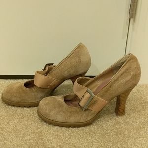 Colin Stuart heeled Mary Jane shoes